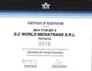 Agent IATA 2018