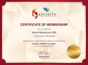 Global Affinity Alliance Membership